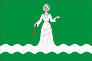 Дрезна - городской флаг