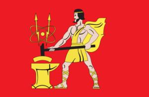 Электросталь городской флаг