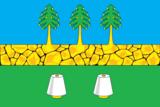 Камешково - городской флаг
