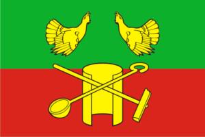 Кольчугино городской флаг