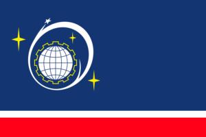 Королев городской флаг