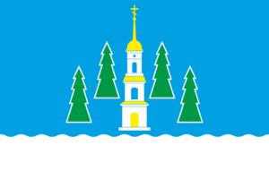 Раменское городской флаг