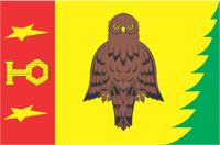 Юбилейный флаг города