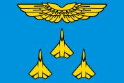 Жуковский - городской флаг