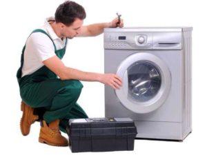Диагностика неполадок стиральной машины