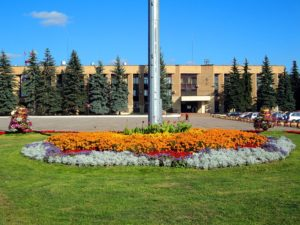 Город Домодедово