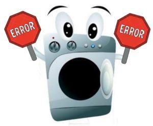 На стиральной машинке сбился режим